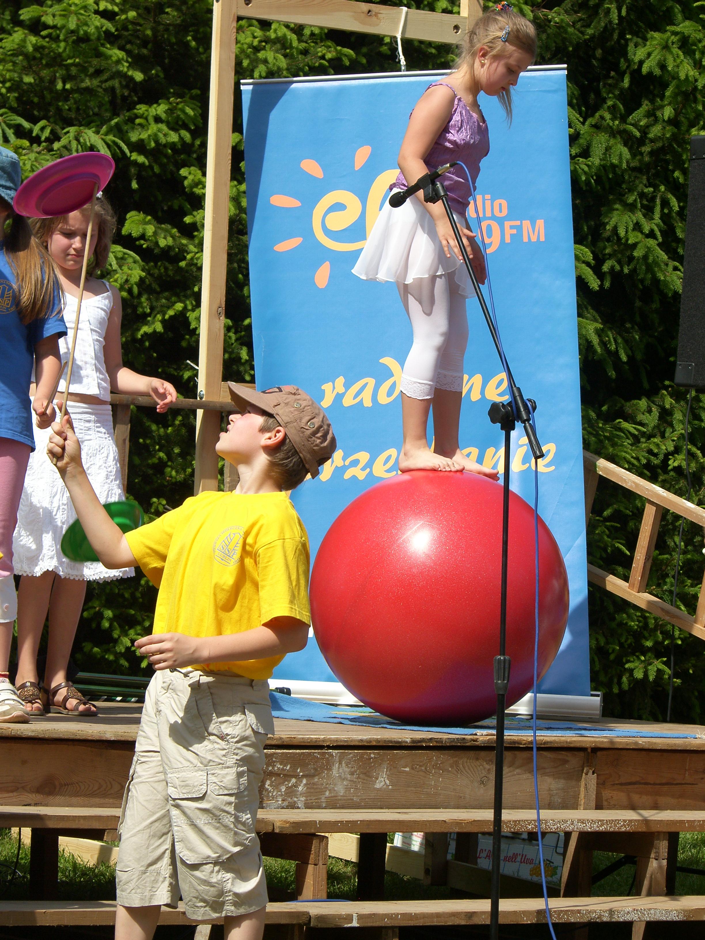 Organizacja Rodzinnego Festynu parafialnego 2012