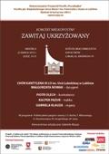 Zaproszenie na Koncert Wielkopostny - Zawitaj Ukrzyżowany