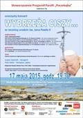 Koncert papieski: Wybrzeża ciszy ....