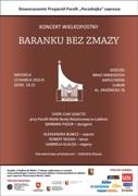 Koncert Wielkopostny: Baranku bez skazy