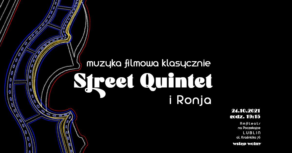 Muzyka filmowa klasycznie part 2 – Street Quintet i Ronja