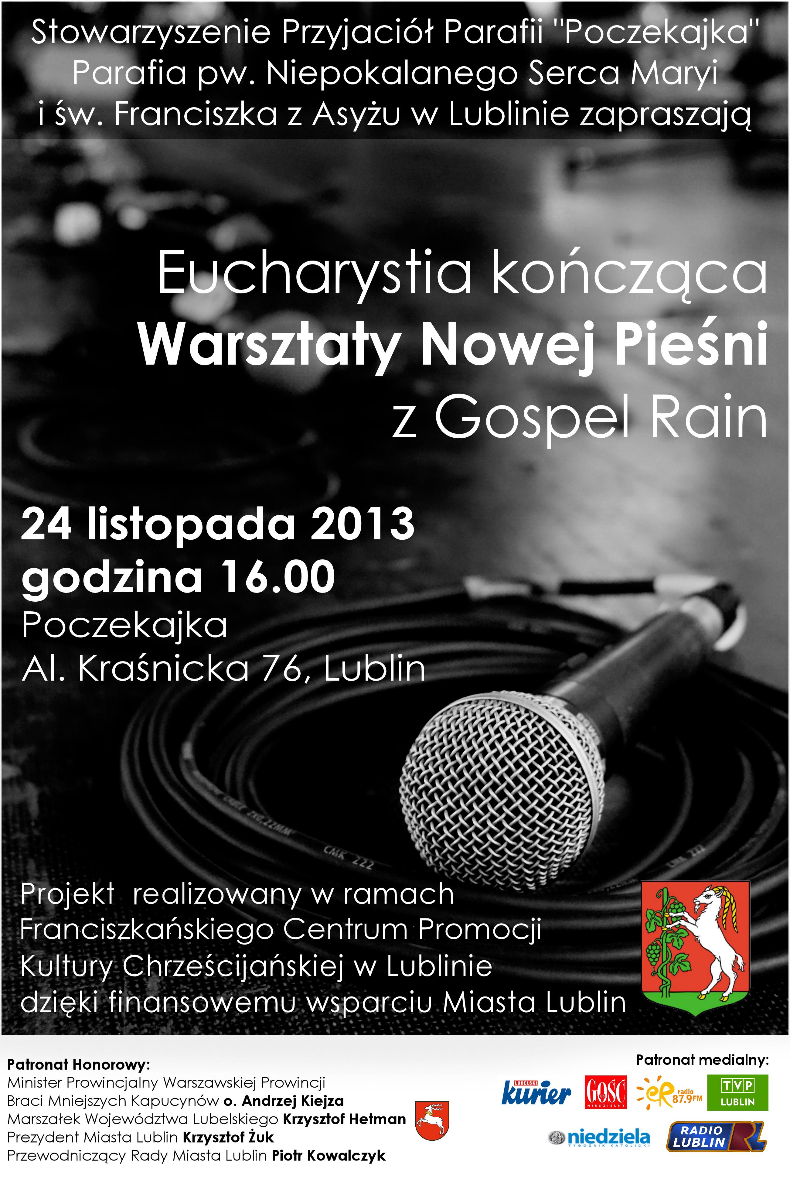 Warsztaty Nowej Pieśni 2013