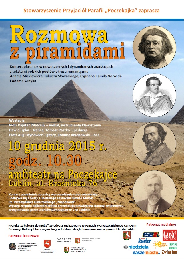"Koncert ""Piramidy"" na Poczekajce"